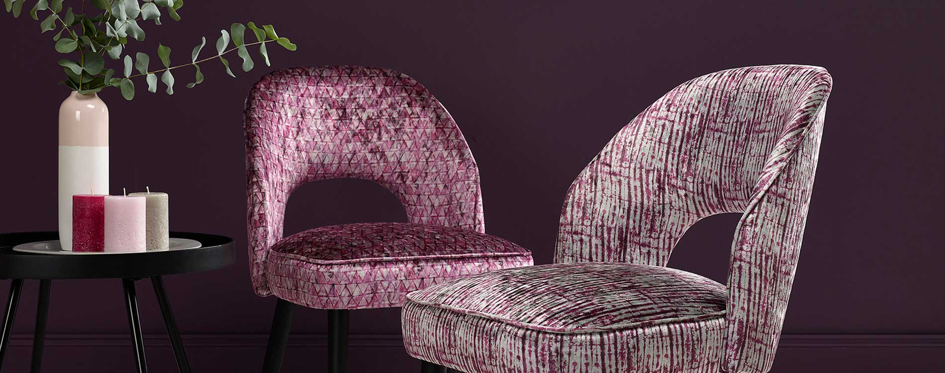 Stunning Upholstery STRIKING COLLECTIONS FOR